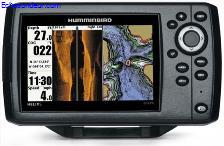 Sondeur humminbird helix 5 side imaging sp hc5sita