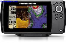 Sondeur humminbird helix 7 gps down imaging