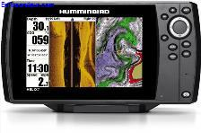 Sondeur humminbird helix 7 side imaging