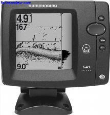 Sondeur humminbird piranhamax 541 sp 541ss